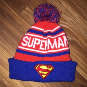 Other - Superman beanie